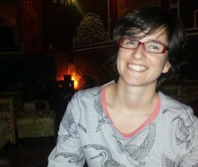 Joana Dias, tradutora e professora de Chinês