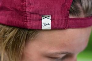 Cap - brown Label 3