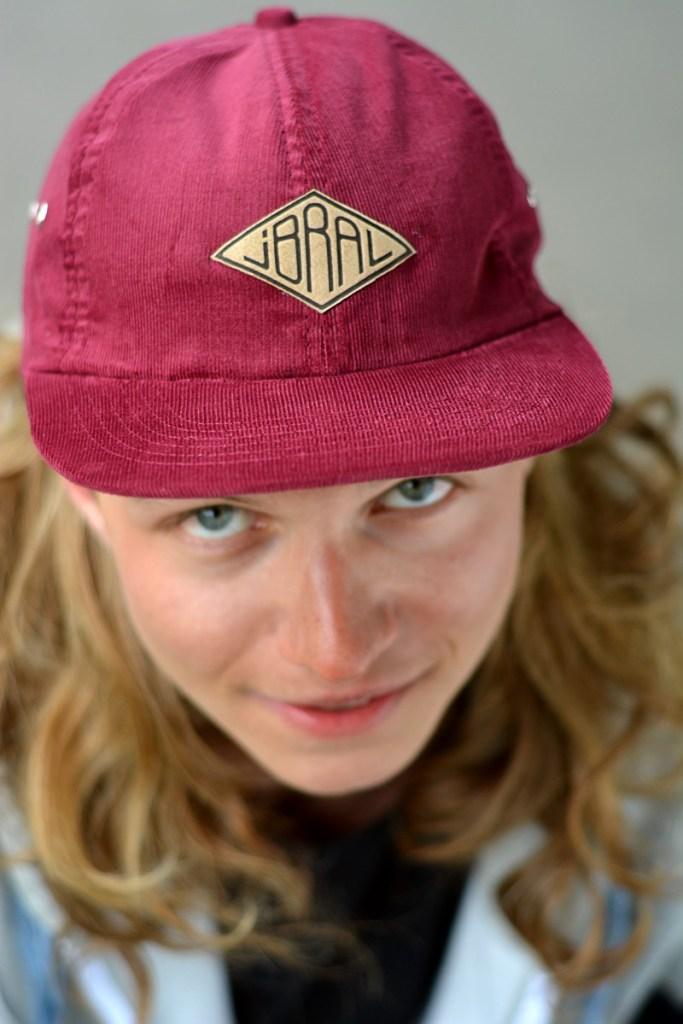Cap - brown Label 2
