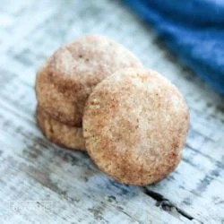 A low carb snickerdoodles recipe from Mellissa Sevigny of I Breathe Im Hungry