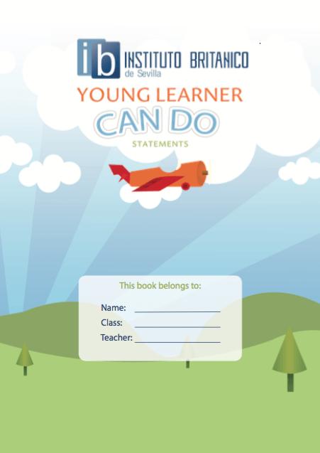 Cursos de ingles para niños Sevilla - Young Learner Can do Booklet