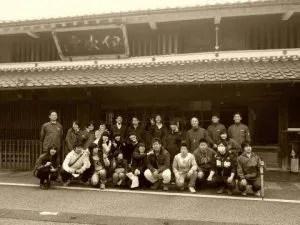 もぐさ工場見学-名古屋医健スポーツ専門学校様_2014年