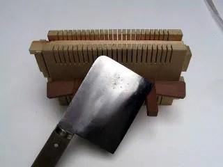 切りもぐさ製造道具
