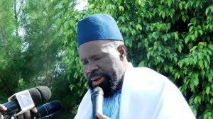 Le grand Imam de Ouagadougou, El Hadj Cheick Aboubacar Sana