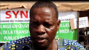 Sidiki Dramé, Secrétaire général du SYNATIC