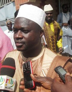 L'opérateur économique Souleymane Guira, promoteur des trois entreprises