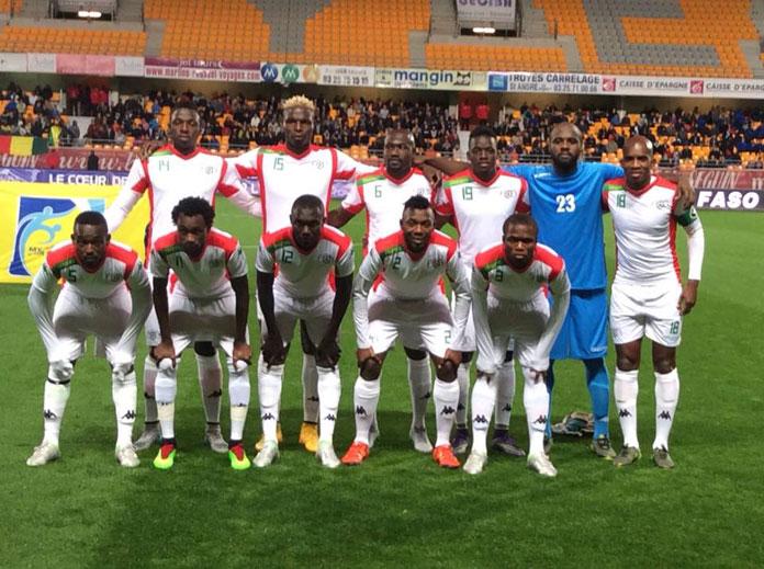 CAN Le Triomphe Mérité Des Étalons Du Burkina IBurkina - L'équipe carrelage
