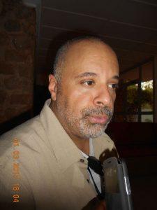 """Pr. DJ Johnson MFA""""Je suis  présent au FESPACO pour former les jeunes cinéastes"""""""