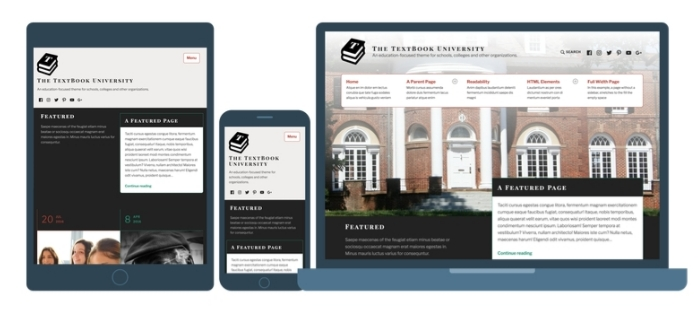 iBusiness Fidenza Website