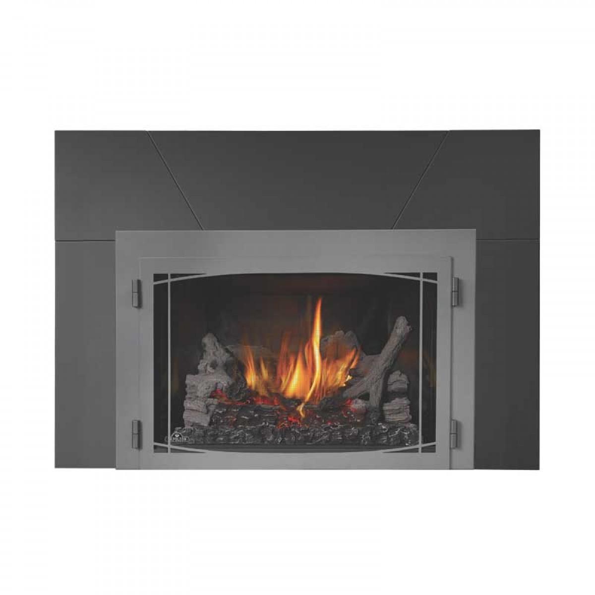 Napoleon Xir3nsbdeluxe Natural Gas Fireplace Insert At
