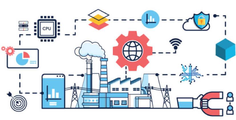 Y su empresa, ¿ya utiliza es el internet de las cosas industrial (IIoT)? –  Instrumentación y Control 22