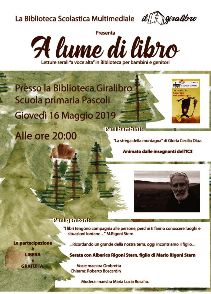 thumbnail of A LUME DI LIBRO