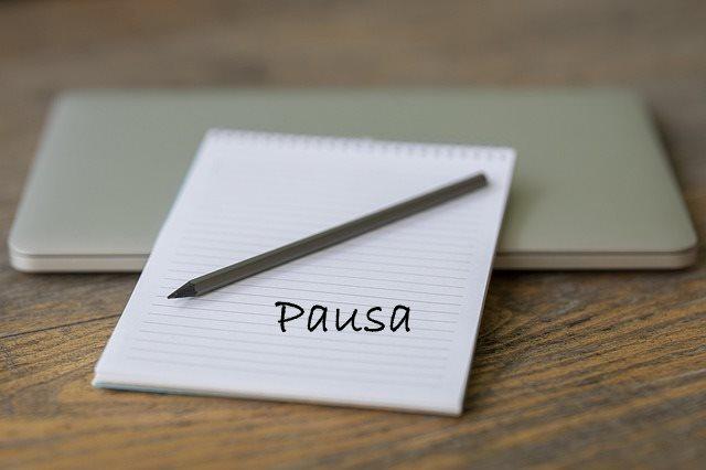immagine per 'Pausa'