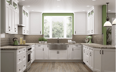 White Shaker Cabinets – Trendy or Timeless?