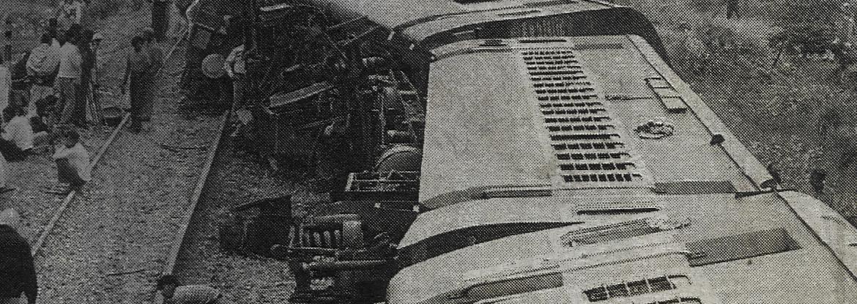 El Trenazo de Tehuacán de 1991