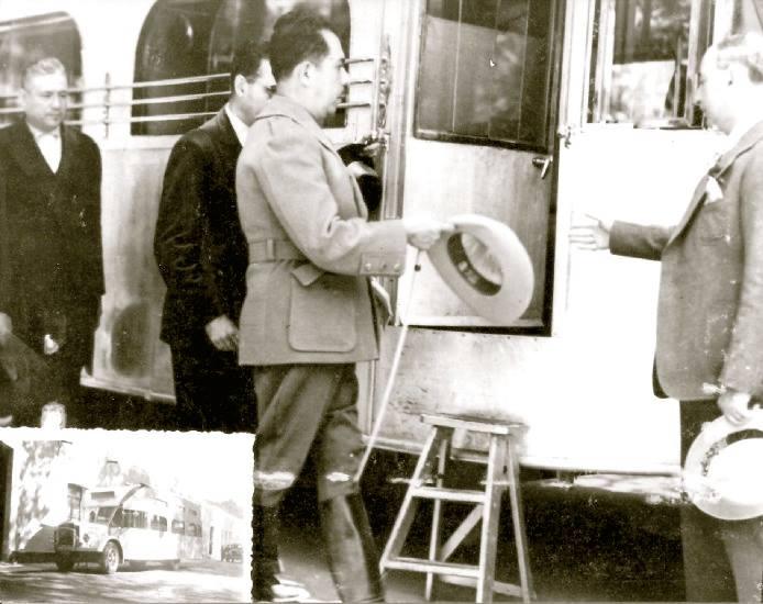 visita de lazaro cardenas del rio en tehuacan puebla 1939