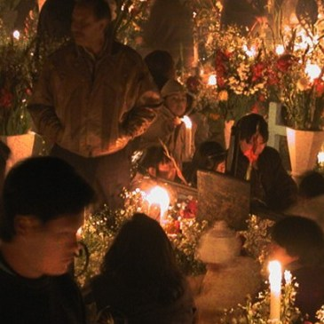 El Día de Muertos en San Gabriel Chilac