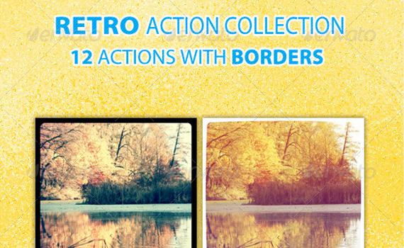 Retro-premium-photoshop-actions