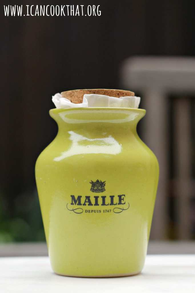 Maille Rosemary Honey Mustard