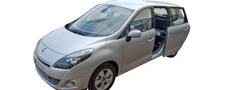 Ηλεκτρική συρόμενη πόρτα αυτοκινήτου