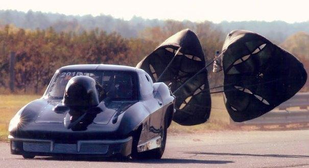 1963 Chevrolet Corvette Coupe – NHRA Top Sportsman Class
