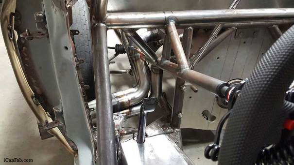 side exit headers