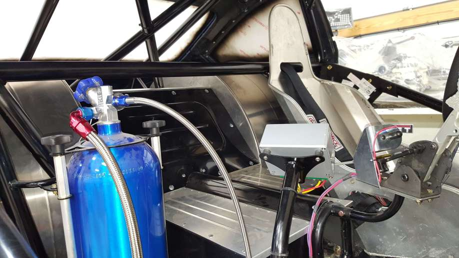 vega drag race car for sale