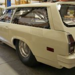 Vega Wagon NHRA 6.0 drag racing car for sale