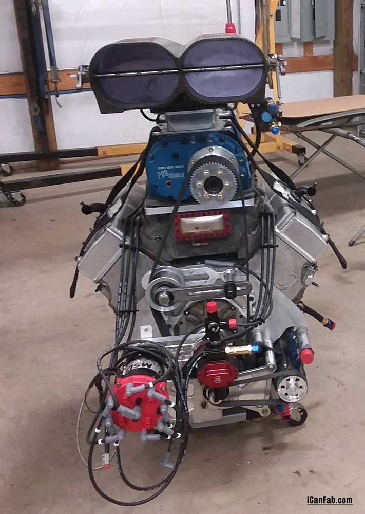Oddy Motor