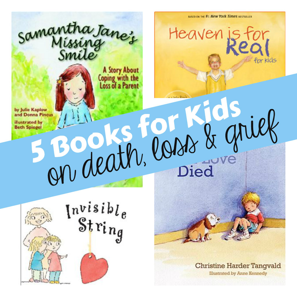 Books For Children On Loss And Grief