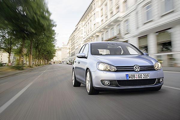 Volkswagen Golf valt binnen lage bijtellingstarief