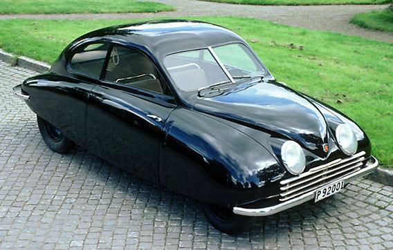 De UrSaab, het waren gelukkiger tijden toen Saab nog volledig Zweeds was?