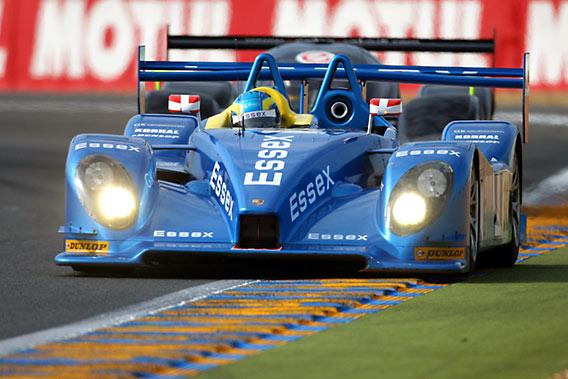 Porsche RS Spyder op 24 Uur van Le Mans