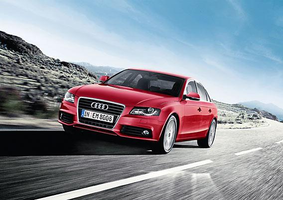 Audi A4 TDIe, zuinig en snel