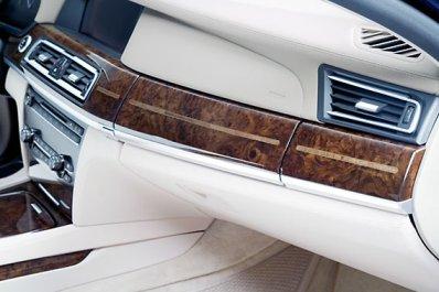 BMW 760i en BMW 760Li  - wortelnoothouten afwerking