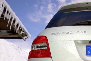 Mercedes-Benz GLK, of in ieder geval een deel ervan