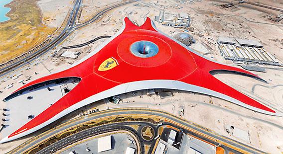 Ferrari-paradijs voor Ferrari-liefhebbers