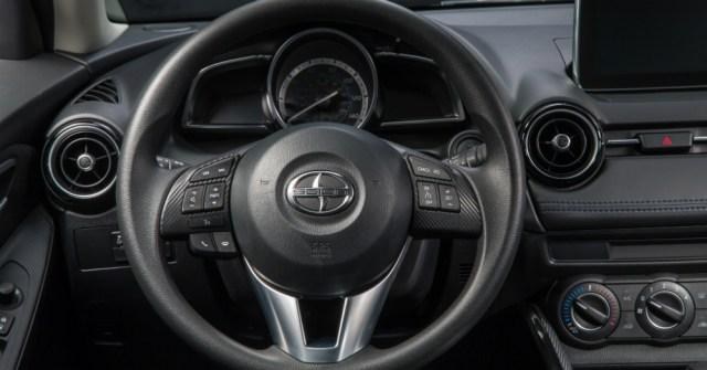2016 Scion iA Steering Wheel