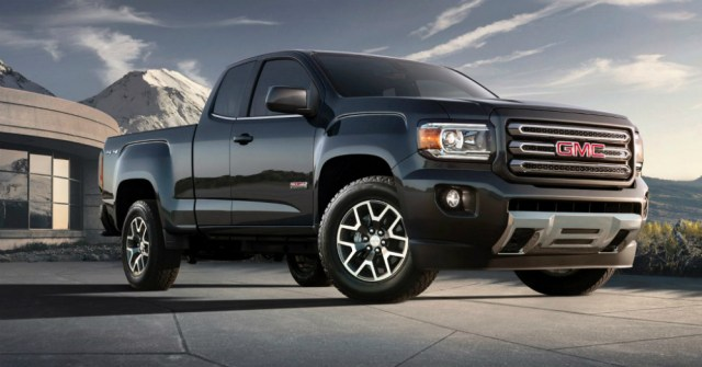 2015 GMC Canyon Diesel