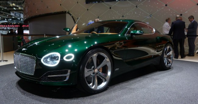 Bentley Hypercar
