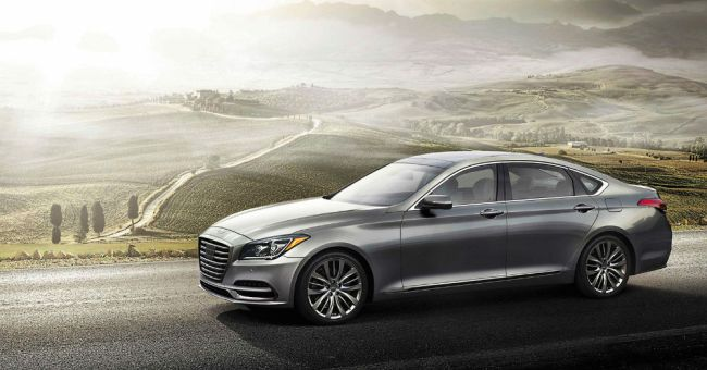 2018 Genesis G80 will check all the boxes
