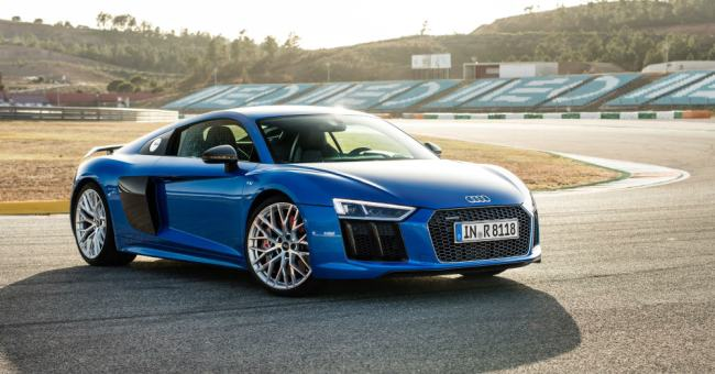 2017 Audi R8 A High Powered Exotic
