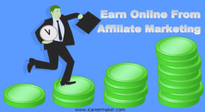 Earn from Affiliate marketing