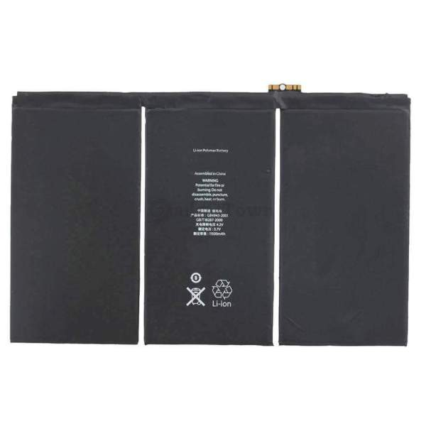 Apple iPad 4 Original Battery Replacement