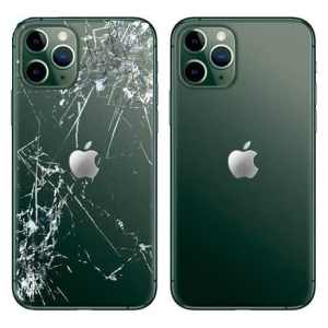 Apple iPhone 11 Pro Max Back Glass Replacement Repair Service in India Chennai
