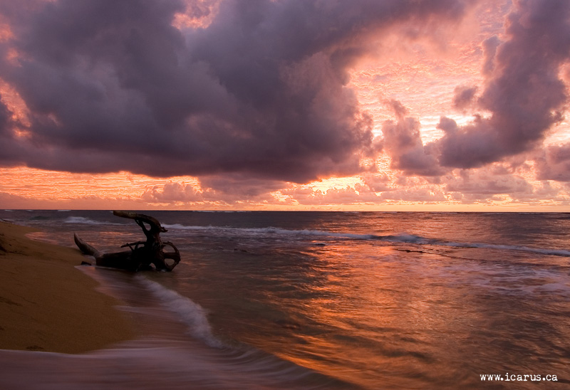 Kauai Evening