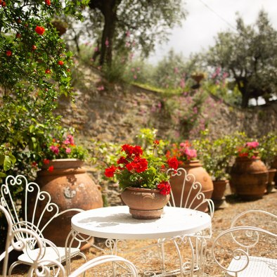 I Casalini farmhouse in Tuscany