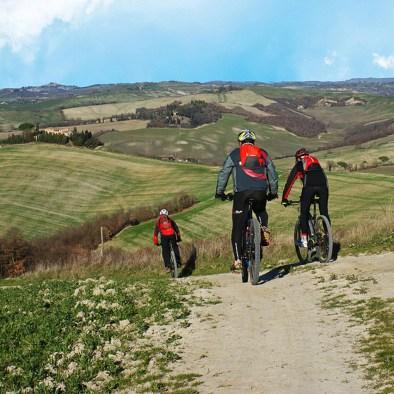 Noleggio bici I Casalini Agriturismo in Toscana