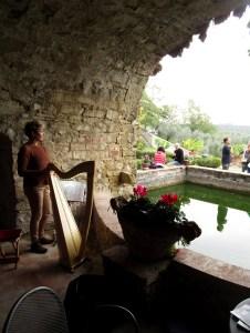 Randonnée dans le Chianti