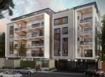 Proyecto cerrado de apartamentos de venta en Santiago 20